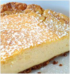 Nord & Süd: Mascarpone-Käse-Kuchen {Winterliche Variante}