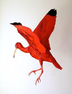 1956756 483502818445265 3529053197703525395 o Paper Birds by Diana Beltran Herrera.