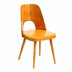 515 Dinner Chair by Oswald Haerdtl for Thonet Czechoslovakia