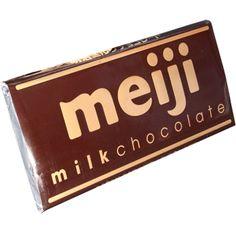 Meiji Milk Chocolate 2.04 oz