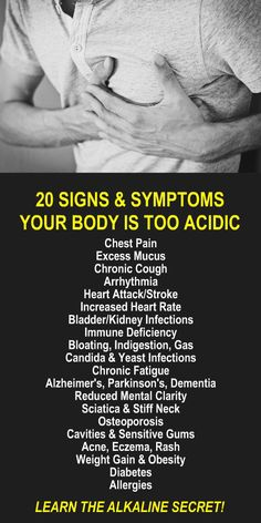 20 Signs & Symptoms Your Body Is Too Acidic. Learn about alkaline rich Kangen Water; the hydrogen rich, antioxidant loaded, ionized water that neutralizes free radicals that cause oxidative stress which can lead to a variety of health issues including acidosis. Change your water, change your life. LEARN MORE #Acidosis #Signs #Symptoms #AlkalineWater #Benefits