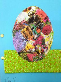 PASQUA 2on TRIMESTRE - Material: paper, retoladors - Nivell: Primària CS 2014/15