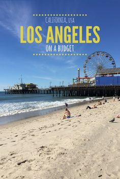 Parties on the pier, thriving culture, and of course Hollywood -- Los Angeles, California's biggest city, has plenty to keep the budget traveller busy. Think LA is only for the rich and famous think again! #losangeles #California #budgettravel