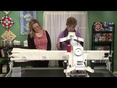 Great Quilting Curves Using Arc and Wave Templates - YouTube