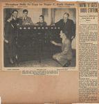 Newsclipping, Detroit News