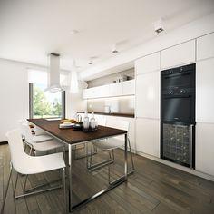Kitchen design Kitchen Design, Architecture, Gallery, Interior, Table, Furniture, Home Decor, Homemade Home Decor, Cuisine Design