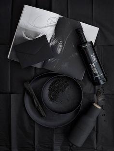 All black ....!