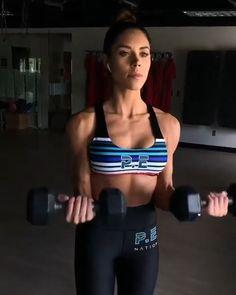 Upper body dumbbell blast workout amazing upper body exercises for women by ig kelseywells upperbody exercises fitness workout fitness quotes sweat not fitness blender jump rope round fitness 19 pass one fitness pal egg salad Fitness Workouts, Fitness Workout For Women, Fitness Goals, At Home Workouts, Fitness Tips, Mens Fitness, Fitness Style, Workout Girls, Workout Routines For Women