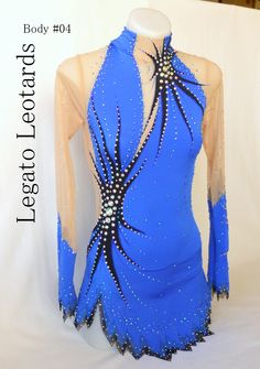 Legato Leotards' Star-flash leo. Our leotards can come in other colours to match apparatus...