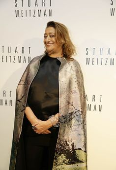 Zaha Hadid Photos: Stuart Weitzman Opens Zaha Hadid Boutique