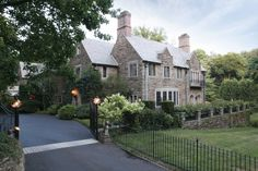 Philadelphia Homes for Sale, Chestnut Hill Real Estate Listings, 15 West Bells Mill Road, MLS #6654972 English Country Manor, Chestnut Hill, Barbie Dream House, Farmhouse Homes, Victorian Homes, Luxury Real Estate, My Dream Home, Luxury Homes, Beautiful Homes