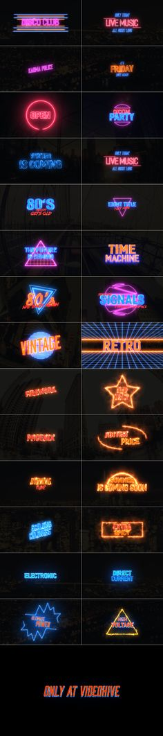 Awesome Title Pack  After Effects Template - Download template here : http://videohive.net/item/awesome-title-pack/15390375?ref=pxcr
