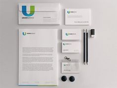 Remarkable Examples of Corporate Branding and Visual Identity Designs