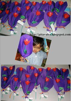 pitavoles: Rosa de Sant Jordi amb oueres