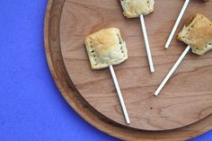 We're on a Roll: 20 Creative Ways to Cook with Crescent Rolls via Brit + Co. (poptart)