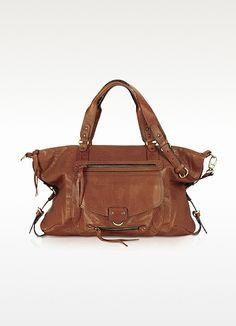 Abaco Odelia Java Large Leather Tote  $695