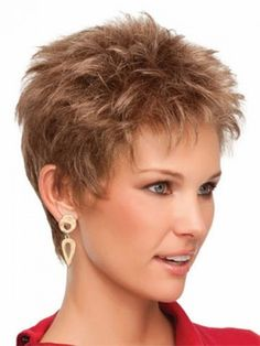 Image result for Fine Hairstyle Short Hair Cuts For Women Over 50 #WedgeHairstylesCurly