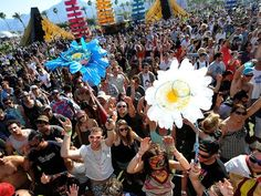 Greening music festivals is more of the expectation than the exception.