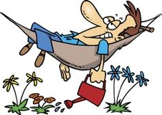 Caught Up In Concepts Clip Art Cartoon Man Royalty Free Clipart