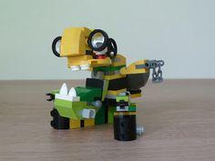 Totobricks: FORX DRIBBAL MIX Instructions LEGO MIXELS Series 6 Lego 41546 Lego 41548 http://www.totobricks.com/2015/10/forx-dribbal-mix-instructions-lego.html