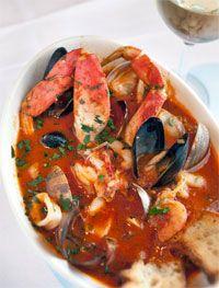 Marcia's Seafood Cioppino  #kundefamilyestate #wineandfood