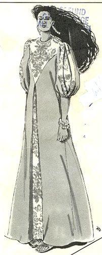 RARE VINTAGE MAMO HOWELL MUUMUU PATTERN - SIZE 18 - Pauloa 2111 Vintage Dress Patterns, Vintage Gowns, Dress Vintage, Diy Clothing, Custom Clothes, Hawaiian Muumuu, Hawaiian Dresses, Tahitian Costumes, Vacation Outfits