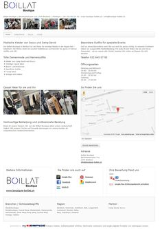 Boillat Boutique, Bettlach, Modeboutique, Biel, Casual Wear, Kleiderladen, Damenmode