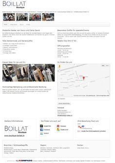 Boillat Boutique, Bettlach, Modeboutique, Biel, Casual Wear, Kleiderladen, Damenmode