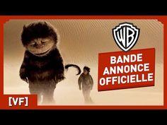 Max et les Maximonstres - Bande Annonce Officielle (VF) - Spike Jonze - YouTube