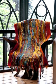 Igora Opala.... i love the design of this blanket so colorful