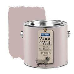 GAMMA Wood&Wall krijtverf Precious Pink 2,5 liter in de beste prijs-/kwaliteitsverhouding, uitgebreid assortiment bij GAMMA