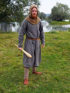 Medieval Peasant, Medieval Costume, Medieval Art, Folk Costume, Medieval Fantasy, Costumes, Renaissance Clothing, Historical Clothing, Mens Garb