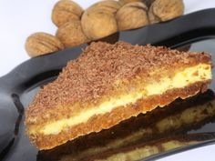 "Prajitura ""Americana"" - imagine 1 mare My Recipes, Dessert Recipes, Romanian Food, Romanian Recipes, Pastry Cake, How To Make Cake, Tiramisu, Muffin, Food And Drink"