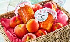 Őszibarack-kajszibarack dzsem Chutneys, Stevia, Jar Gifts, Kitchen Hacks, Peach, Apple, Homemade, Canning, Fruit