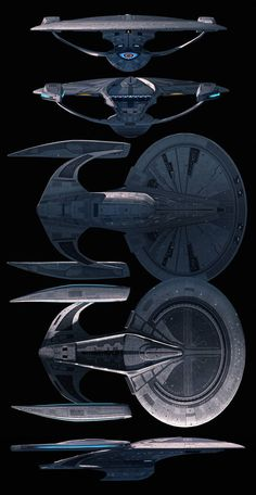 Phase 2 galaxy class dreadnought by fastleppard on DeviantArt Spaceship Art, Spaceship Design, Science Fiction, Star Wreck, Vaisseau Star Trek, Star Trek Posters, Starfleet Ships, Starship Concept, Star Trek Starships