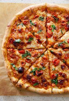https://flic.kr/p/BTFAhZ | Pizza | Eenvoudig online bestellen en in heel Nederland supersnel thuisbezorgd. Pizza Recipes, Pizza Hut. | www.popo-shoes.nl
