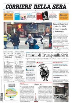 Corriere della Sera // 08/04/2017 //