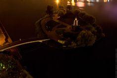 минск остров слез ночью