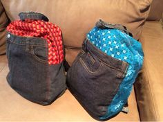 therusty_hen_crafts: Upcycle Denim Crafts, Tied Shirt, Sweater Shirt, Upcycle, Sweaters, Handmade, Bags, Shirts, Fashion