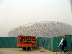 bird's nest... post-olympics