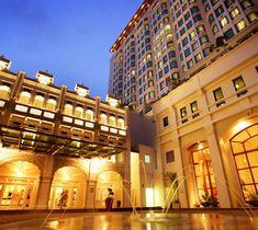 #10 InterContinental Singapore   Meeting Rooms: 13   Sleeping Rooms: 403   Total Meeting Space: 1,000