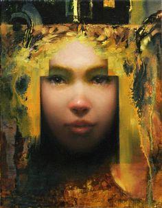 "Saatchi Art Artist Taeil Kim; Painting, ""That's why"" #art"