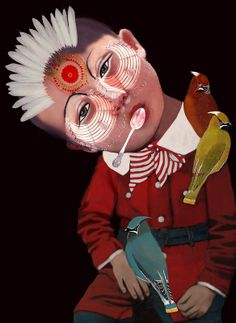 Sarah Jarrett   The Bird Boy