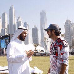 12/5/14 at DIPC5 with Nasser Hamad Al Khalidi PHOTO naser_alkhaldi99