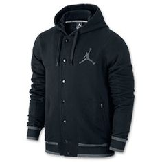 Men's Jordan Varsity 2.0 Hoodie | FinishLine.com | Black