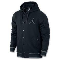 Men's Jordan Varsity 2.0 Hoodie | FinishLine.com | Black