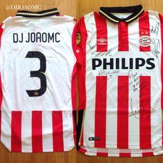 PSV Endhoven Kampioen Van Nederland 2014-2015 Firmada por HectorMoreno3 AndresGuardado18 SantiagoArias4