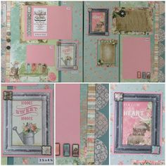 Bo Bunny Soiree Best site for page layout kits ever! And they have auto ship clubs! Check it out! www.scrapbookstation.com
