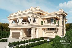 Exterior Design in Dubai, Exterior Villa Dubai, Photo 10