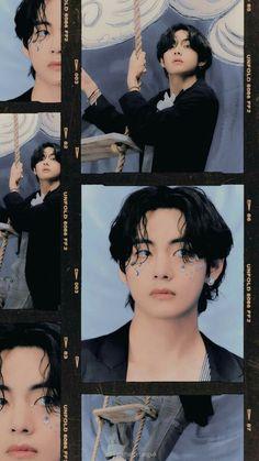 Bts Taehyung, Jimin Jungkook, Foto Bts, Cherry Blossom Background, Cha Eun Woo, Bts Lockscreen, Bts Group, Bts Pictures, To My Future Husband